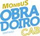 Monbus Obradoiro Santiago CAB