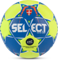 Balón Select Maxi grip blue yellow