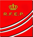 Logo RFEP Real Federación Española de Patinaje 2