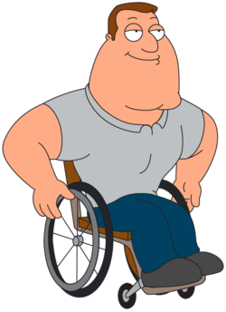 Joe Swanson Family Guy Wiki