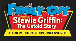 Stewie Griffin: The Untold Story DVD cover