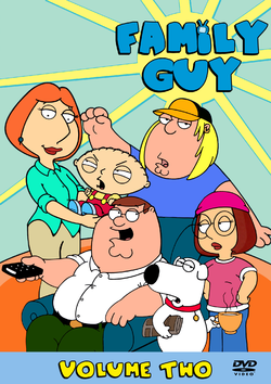 Family Guy Volume Two.png