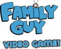 Family Guy Video Game! logo.png