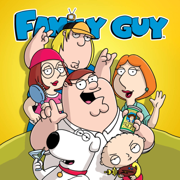 File:Season 1 (Family Guy) iTunes logo.png