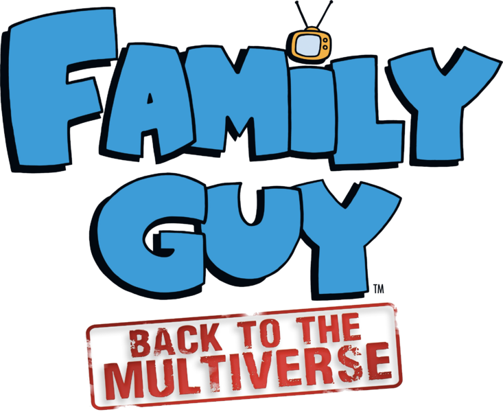 File:Family Guy Back to the Multiverse logo.png