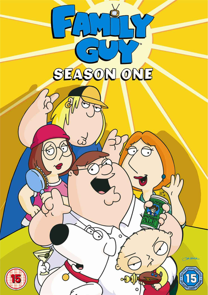 File:Season 1 (Family Guy).png