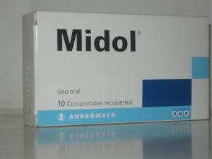 Midol Ibu Acetaminofen G 2521.jpg