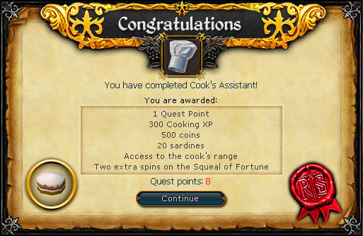 Cook's Assistant palkkio.PNG