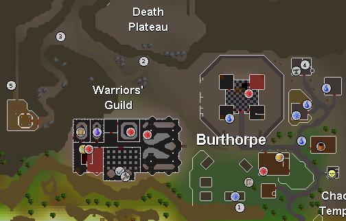 Death Plateau tehtävä