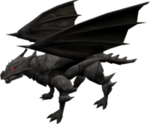 Iron Dragon (after)