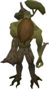 Moss giant (after)
