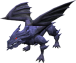 Mithril Dragon (after)
