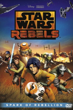 Star Wars Rebels: Kapina nousee