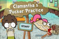 Clamantha's Pucker Practise menu.JPEG