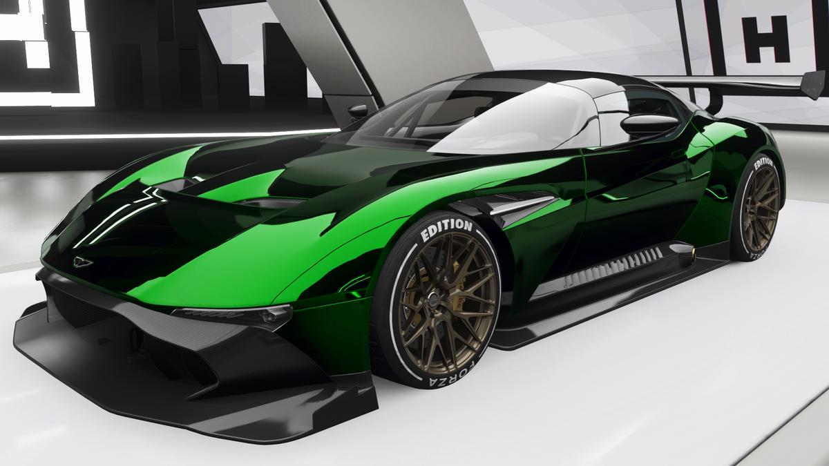 Aston Martin Vulcan Forza Edition Forzapedia