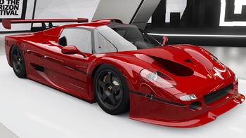 Ferrari F50 Gt Forzapedia