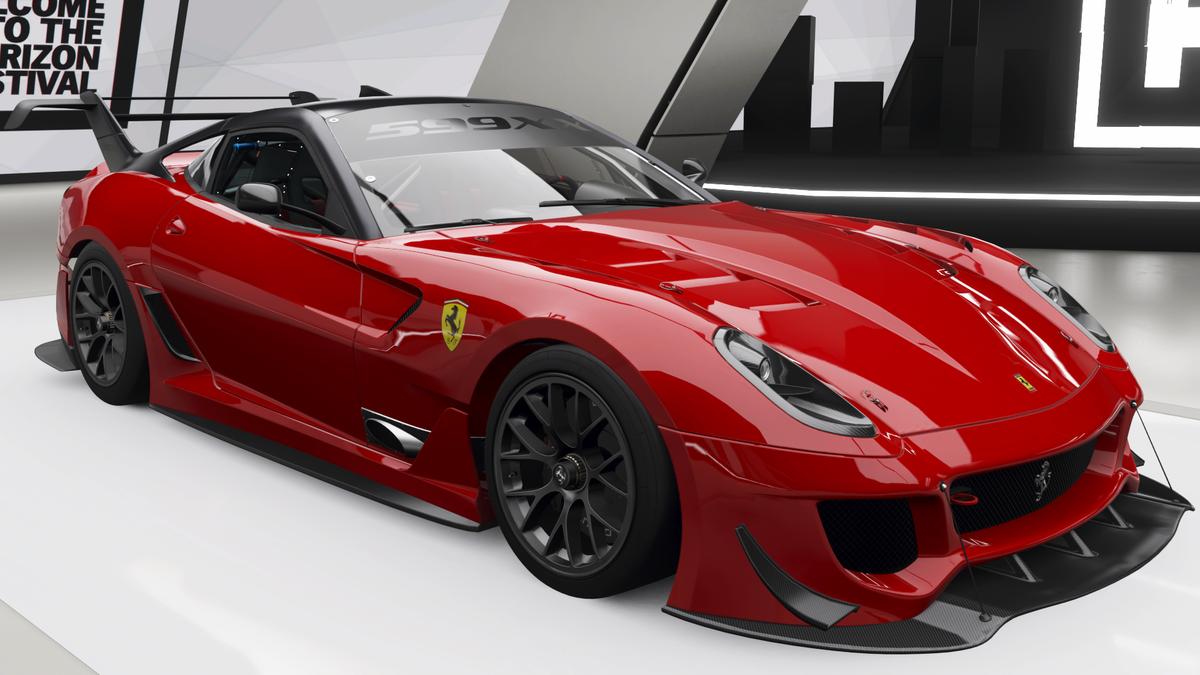 Ferrari 599xx Evoluzione Forzapedia