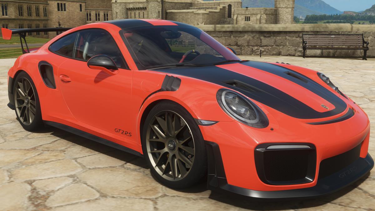 Porsche 911 Gt2 Rs 991 2 Forzapedia