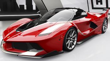 Ferrari Fxx K Forzapedia