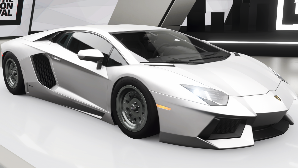 Lamborghini Aventador Lp 700 4 Forza Edition Forzapedia