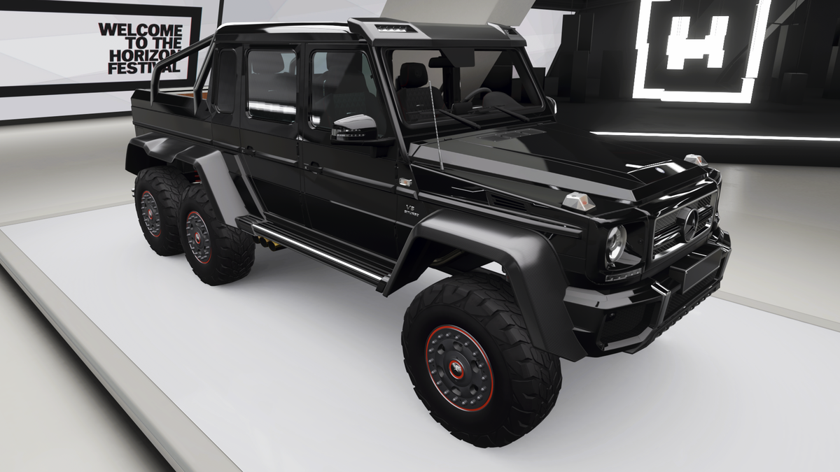 Mercedes Benz G 63 Amg 6x6 Forzapedia
