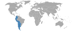 Andean potato latent virus geographical distribution.PNG