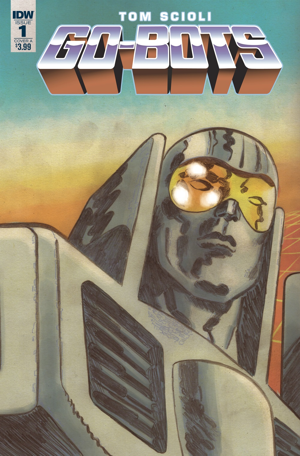 go-bots issue 1