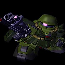 MS-06FZ Zaku II Kai Command Type.png