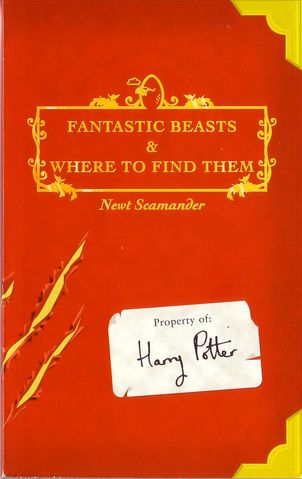 File:Book-Fantastic Beasts and Where to Find Them.jpg