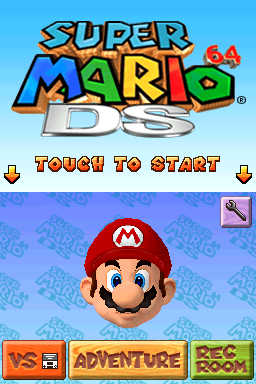 File:Super Mario 64 DS-title.png