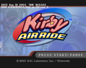 Kirby Air Ride-debugtitle.png