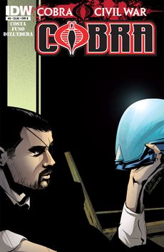 Cobra Vol 2 Issue 8 Idw Hasbro Wiki