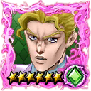 (6★) Yoshikage Kira ~ Because I will... deal with you... ~ (Tactical) icon.png