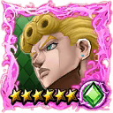 (6★) Giorno Giovanna (Tactical) icon.png