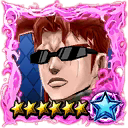(6★) Noriaki Kakyoin ~ Fear Overcame (Courage) icon.png