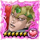 (6★) DIO ~ There is no Escape! ~ (Fighting Spirit) icon.png