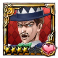 (4★) William Anthonio Zeppeli (Fighting Spirit) icon.png