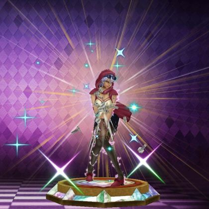 (5★) Mariah (Tactical) Statue