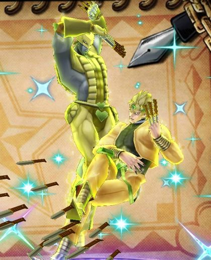 (6★) DIO ~ There is no Escape! ~ (Fighting Spirit) Statue