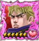 (6★) Dio Brando ~ Emperor in the Moonlight (Fighting Spirit) icon.png