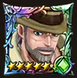 (5★) Joseph Joestar (Tactical) Icon