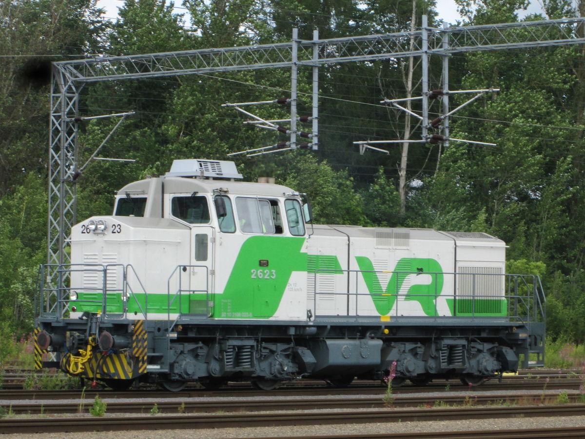 Saapuvat Junat Turku