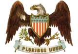 Coat of Arms of the United States (traditional)