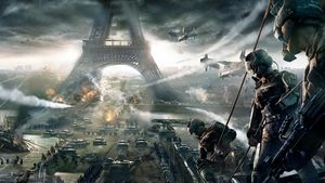 Battle of Paris
