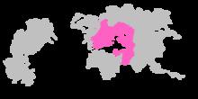Rhodean Imperium Territories on Aeon