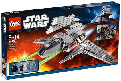 Lego Star Wars Plo Koon aus Set 75045