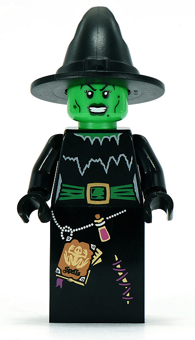 Witch (Minifigures) - Brickipedia, the LEGO Wiki