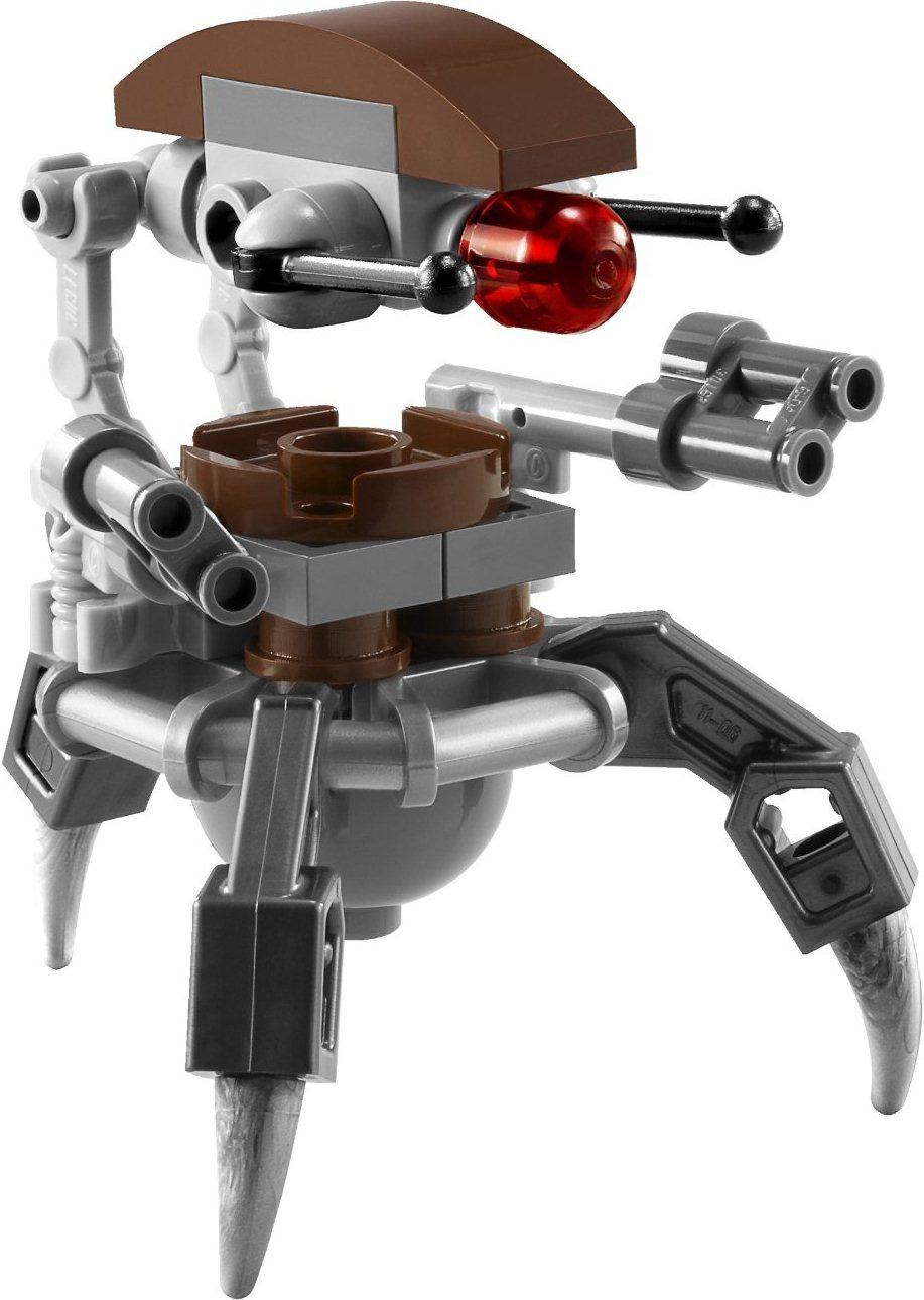 Droideka - Brickipedia, the LEGO Wiki