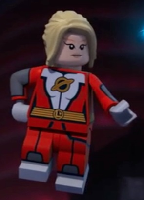 Saturn Girl - Brickipedia, the LEGO Wiki