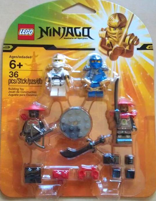 Lego Ninjago Kendo Accessory Set by LEGO Arredamento e forniture scuola prima infanzia